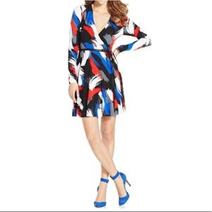 Anthropologie Ali & Jay Painted Wrap Dress NWT XS
